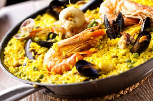 Paella, avagy a spanyolok nemzeti kincse